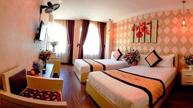BEDROOM Huong Son Sapa Hotel