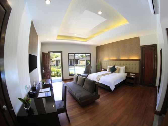 BEDROOM Coron Soleil Garden Resort