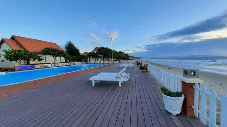 SWIMMING_POOL Hai Duong Intourco Resort