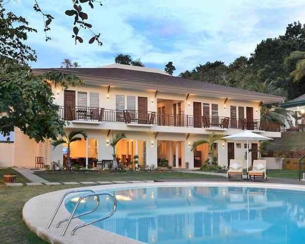 EXTERIOR_BUILDING Allure Badian Beach Villa