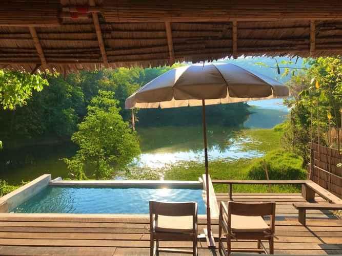 SWIMMING_POOL Thap Pala Cottage