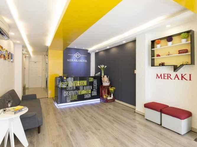 LOBBY Khách sạn Meraki