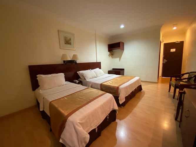 BEDROOM Bustani Hotel Jitra
