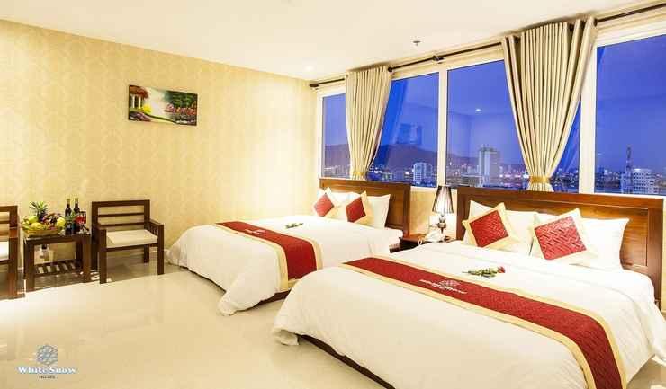 BEDROOM Khách sạn White Snow