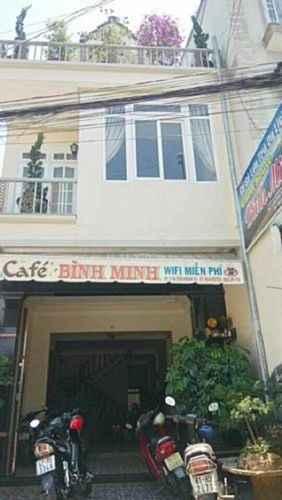 LOBBY Sunrise Binh Minh Hostel Dalat