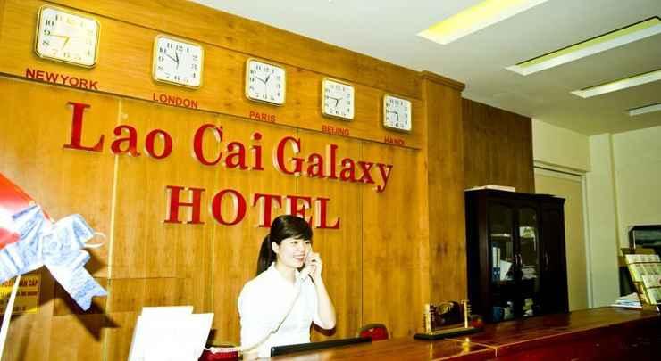 LOBBY Khách sạn Lào Cai Galaxy