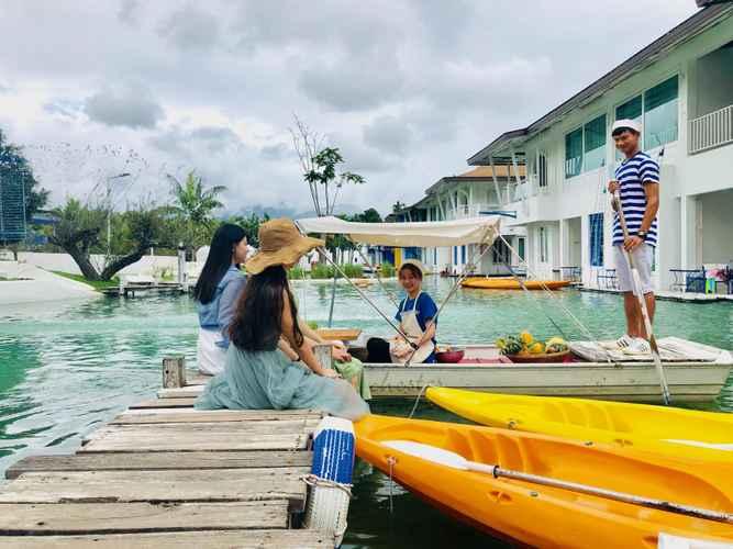 ENTERTAINMENT_FACILITY The Oia Pai Resort