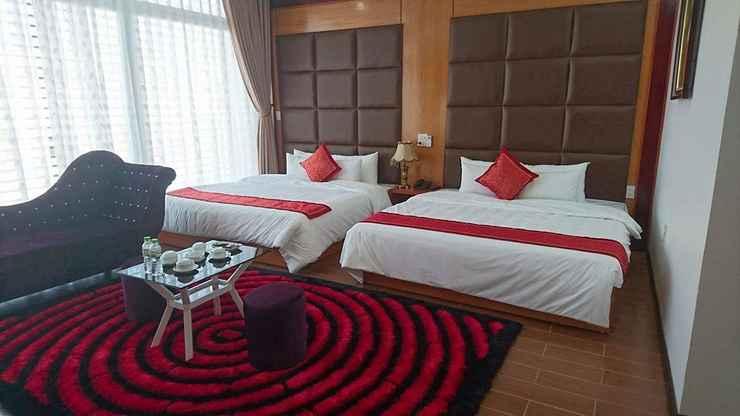 BEDROOM Island Pearl Hotel