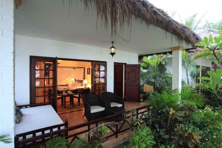 BEDROOM Cham Villas Boutique Luxury Resort