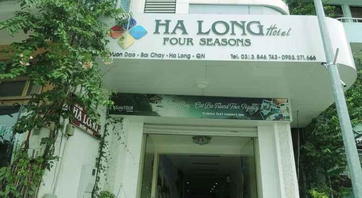 EXTERIOR_BUILDING Khách sạn Ha Long Four Seasons