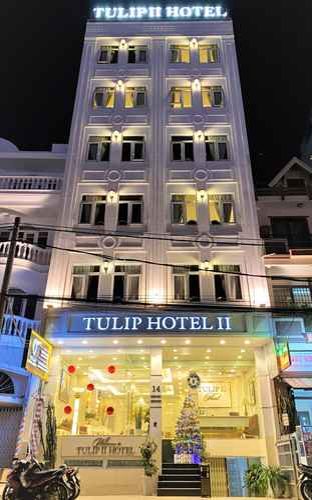 EXTERIOR_BUILDING Tulip Hotel 2