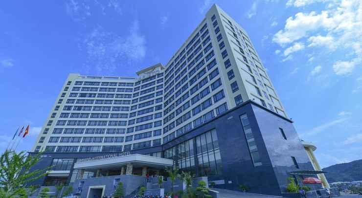 EXTERIOR_BUILDING Khách sạn Aristo International