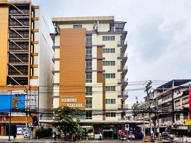 EXTERIOR_BUILDING Diamond Bangkok Apartment
