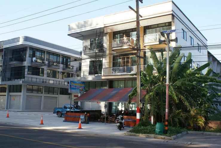 EXTERIOR_BUILDING บีช อพาร์ทเมนท์ หาดแม่รำพึง
