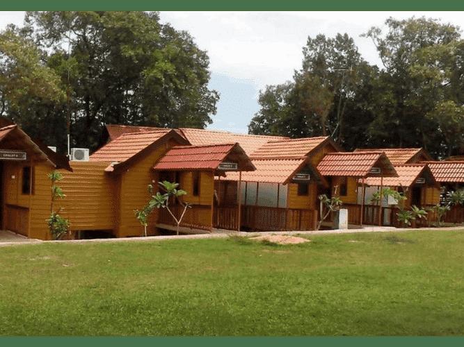 EXTERIOR_BUILDING Noor Arfa River Chalet