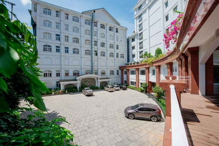 EXTERIOR_BUILDING Khách sạn Lào Cai Star