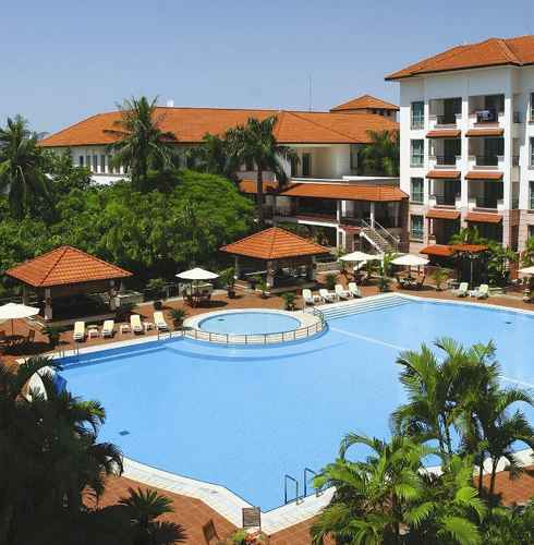 SWIMMING_POOL Khách sạn Diamond Westlake Suites