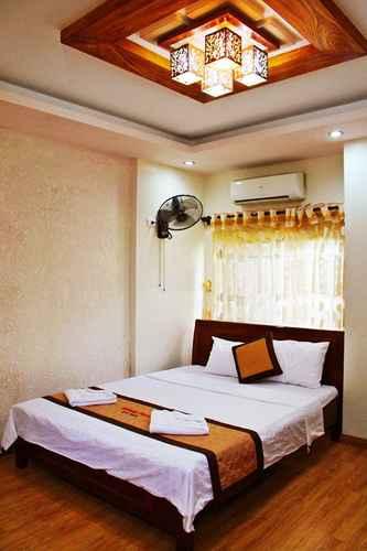 BEDROOM Khách sạn Ha Long Party 2 ( Hải Yến)