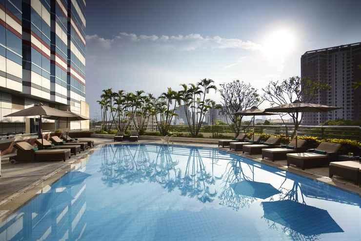 SWIMMING_POOL Khách sạn Melia Hà Nội