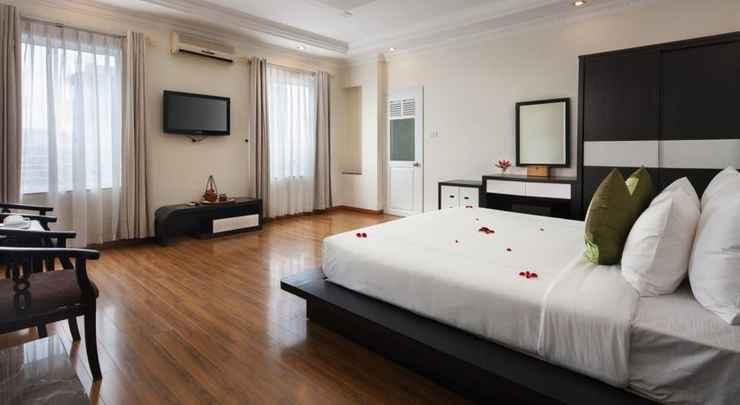 BEDROOM Serenity Villa Hotel