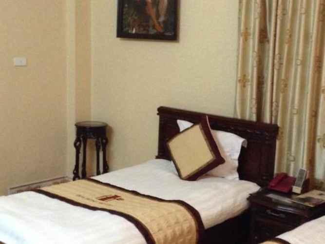 BEDROOM Khách sạn Hoa Hồng 2 - Xã Đàn