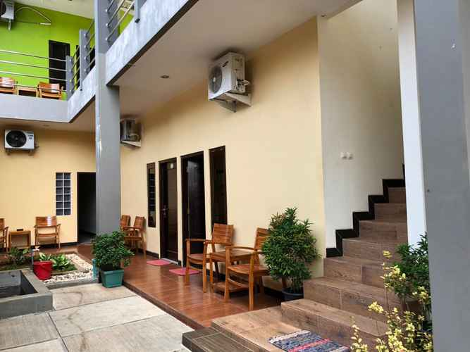EXTERIOR_BUILDING Oasis Sumber Alam Homestay
