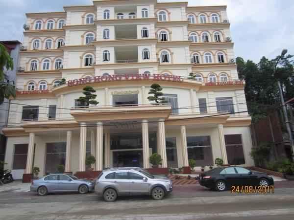 EXTERIOR_BUILDING Khách sạn Sông Hồng View
