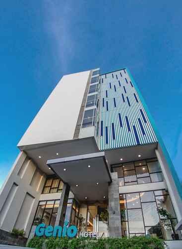 EXTERIOR_BUILDING Genio Hotel Manado