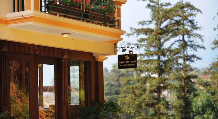 EXTERIOR_BUILDING Khách sạn Sapa Elite
