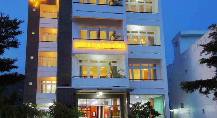 EXTERIOR_BUILDING Khách sạn Gold Stars