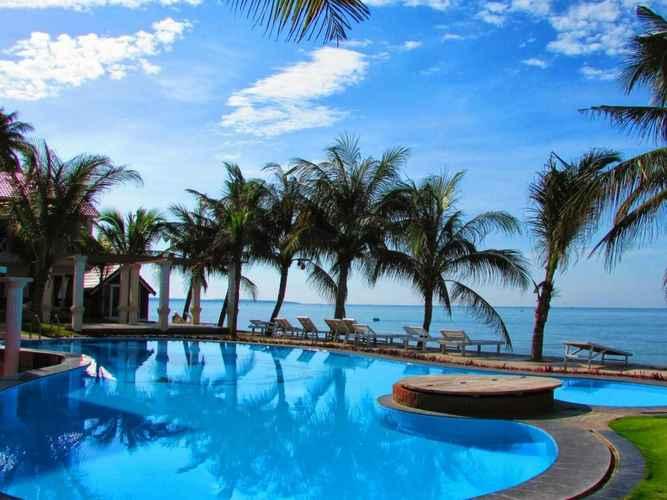 SWIMMING_POOL Mui Ne Paradise Beach Resort