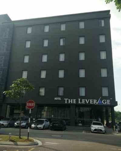 EXTERIOR_BUILDING The Leverage Business Hotel Skudai