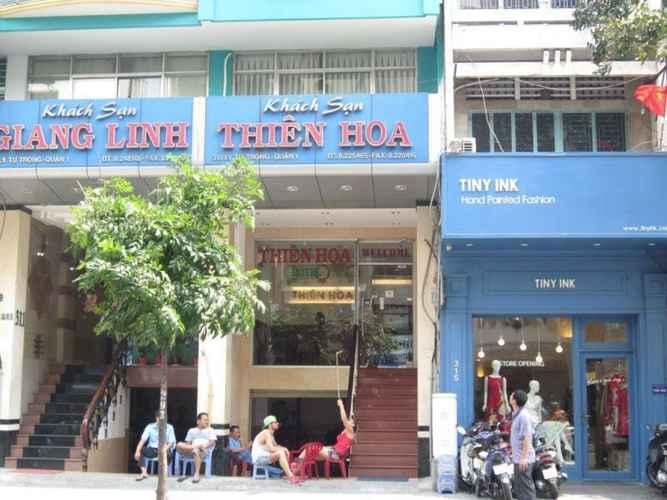 EXTERIOR_BUILDING Khách sạn Thiên Hoa