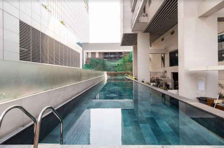 SWIMMING_POOL One Bedroom at Fort 1 Global City Center