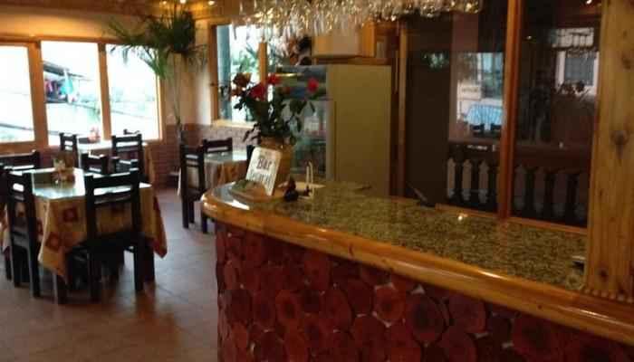 LOBBY Khách sạn Sapa Impressive
