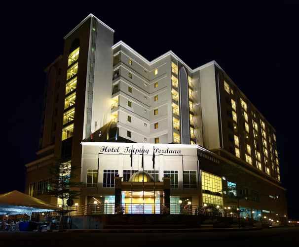 EXTERIOR_BUILDING Hotel Taiping Perdana