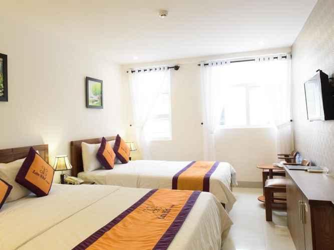 BEDROOM Khách sạn Lan Nhi