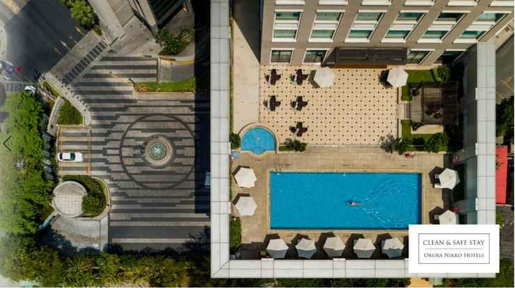 SWIMMING_POOL Hotel Nikko Saigon