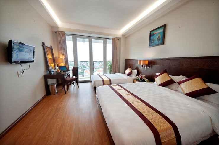 BEDROOM Khách sạn Gold Huế