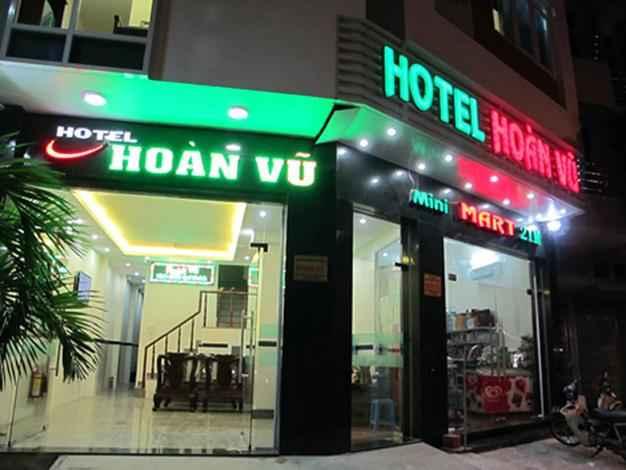 EXTERIOR_BUILDING Khách sạn Hoàn Vũ 1