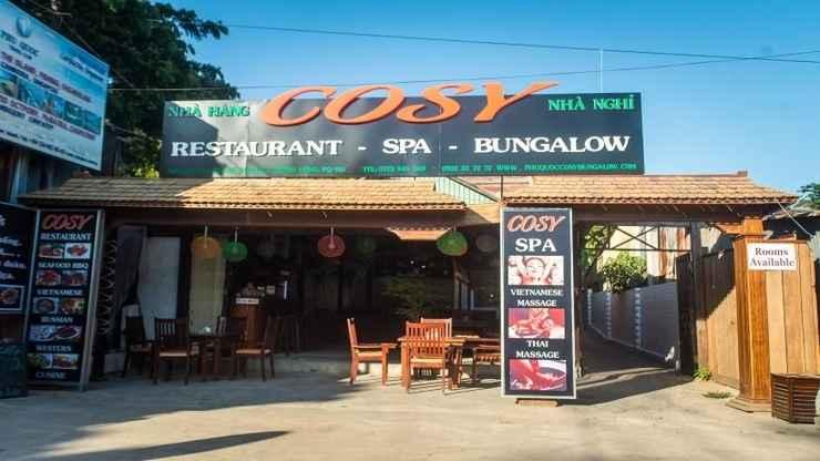 LOBBY Cosy Bungalow Phú Quốc