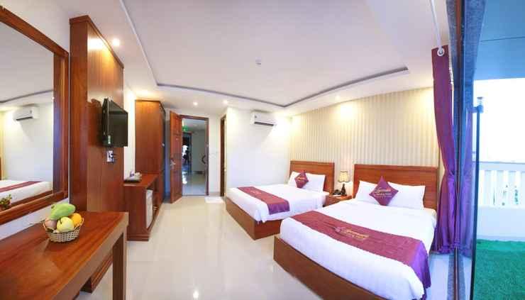 BEDROOM Lavender Danang Hotel