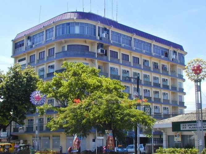EXTERIOR_BUILDING Maria Cristina Hotel