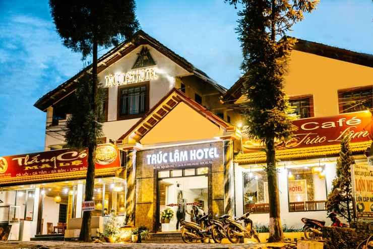 EXTERIOR_BUILDING Khách sạn Sapa Trúc Lâm