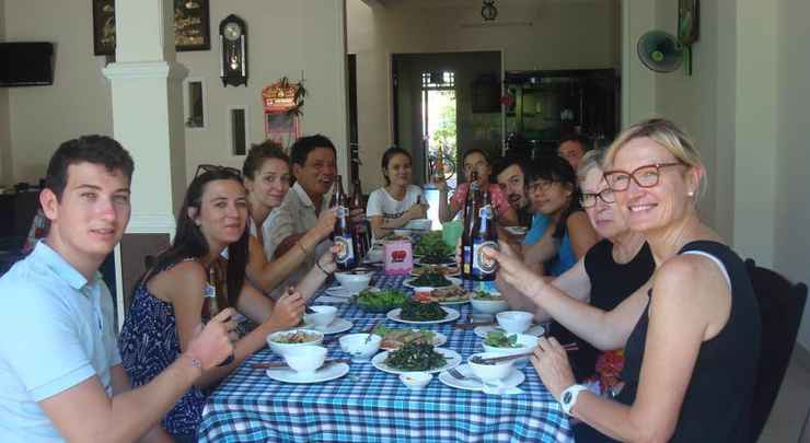 RESTAURANT Quynh Nhan Homestay