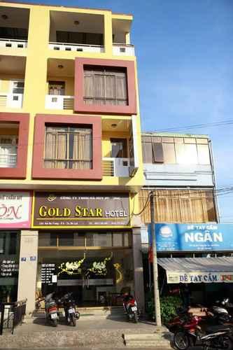 EXTERIOR_BUILDING Khách sạn Gold Star