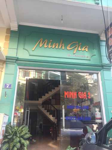 EXTERIOR_BUILDING Minh Gia 1 Hotel