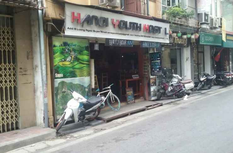 EXTERIOR_BUILDING Hanoi Youth Hostel