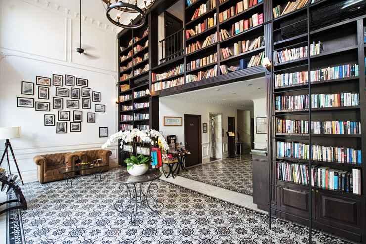 LOBBY Khách sạn The Alcove Library