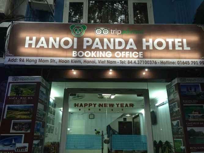 EXTERIOR_BUILDING Khách sạn Panda Hà Nội